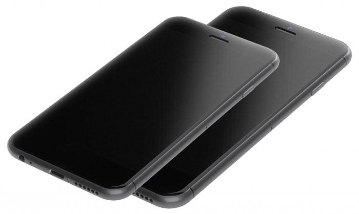iPhone zonder homeknop