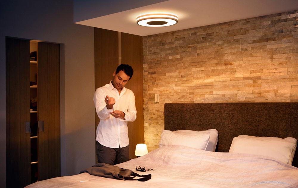 Philips Hue plafondlamp Being