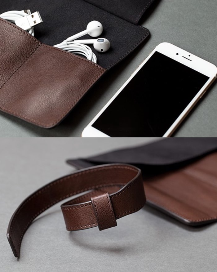 Sena Watch Roll, opberghoes voor horlogebandjes