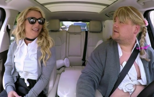 Britney Spears: Carpool Karaoke