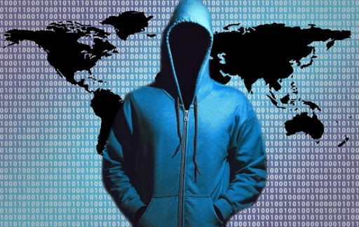 hacker-wereldkaart