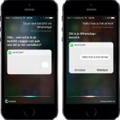 Zo werkt WhatsApp met Siri in iOS 10 [Nederlandse screenshots]