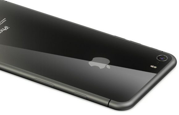 iPhone 2017 homeknop