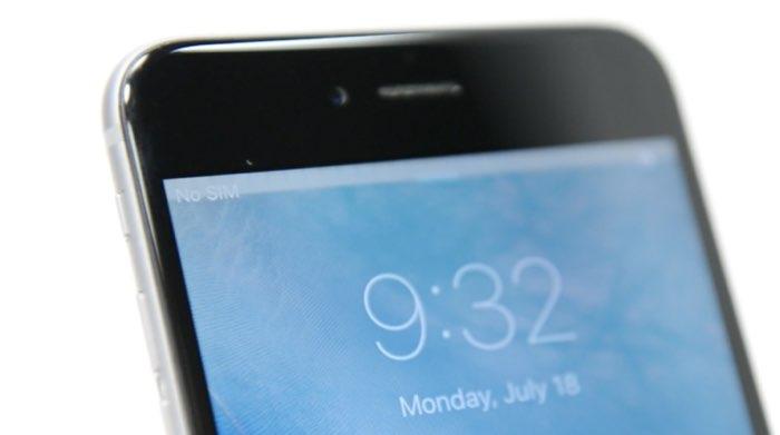 Flikkerend scherm op iPhone 6