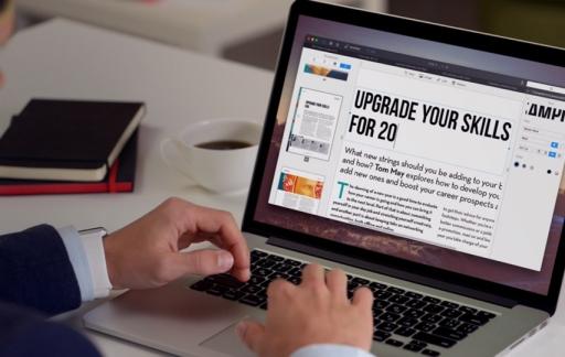 PDF Expert 2 voor de Mac.