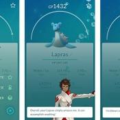 Bekijk 'geheime' stats met de nieuwe Pokémon Appraise-functie