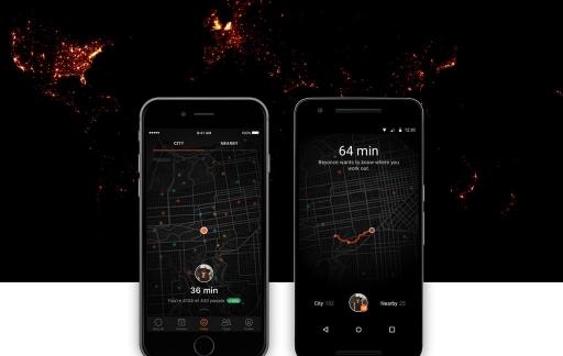 Human wordt overgenomen door Mapbox.