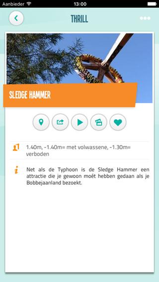 Bobbejaanland-app