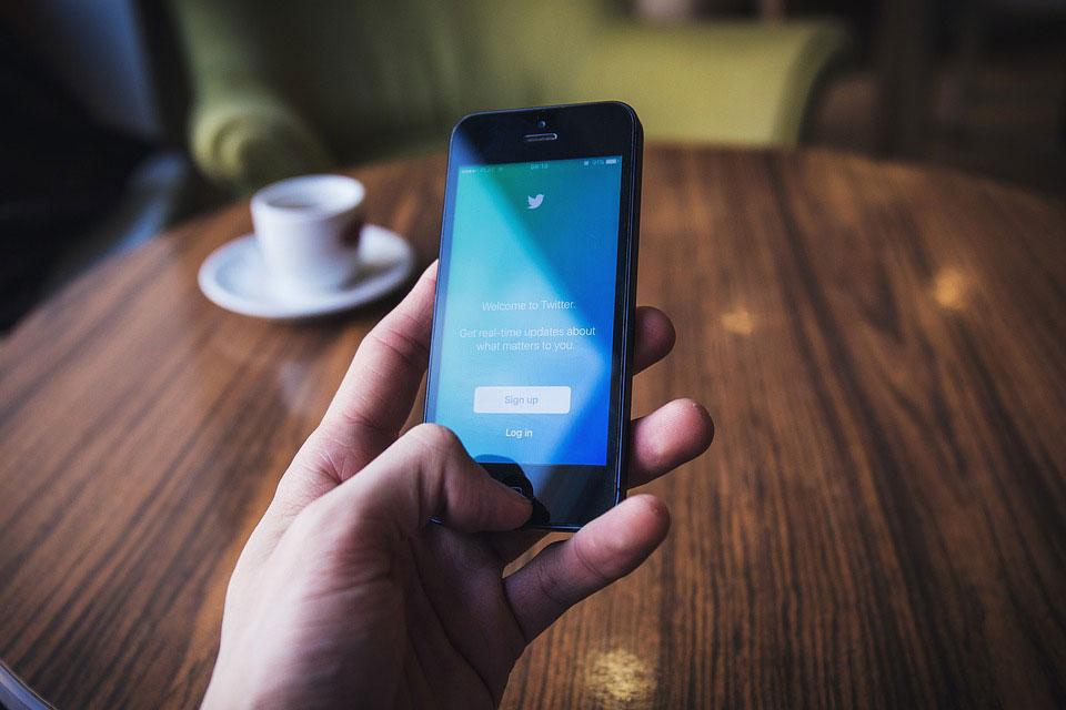 Twitter op de iPhone