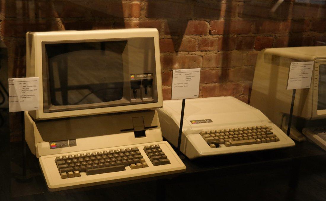 Macintosh collectie van Tekserve