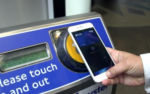 Apple Pay Londen: inchecken met je iPhone