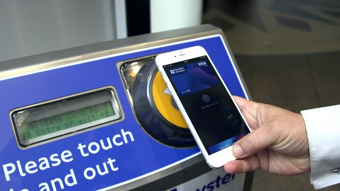 Apple Pay Londen: inchecken met je iPhone