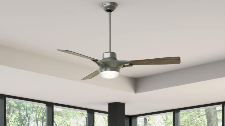 Hunter ventilator met HomeKit