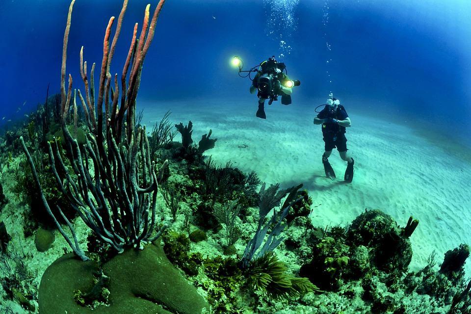 Onderwater met iPhone