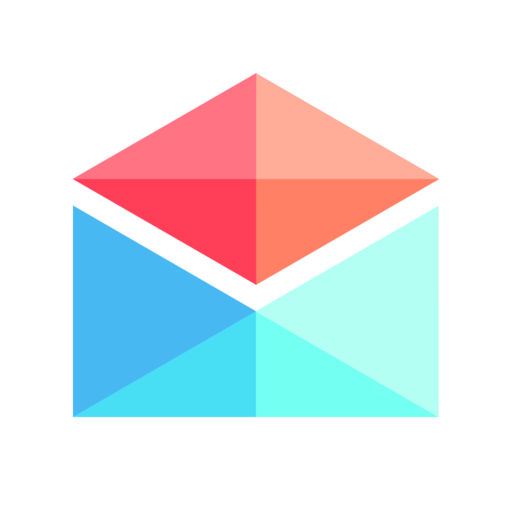 Polymail appicoon.