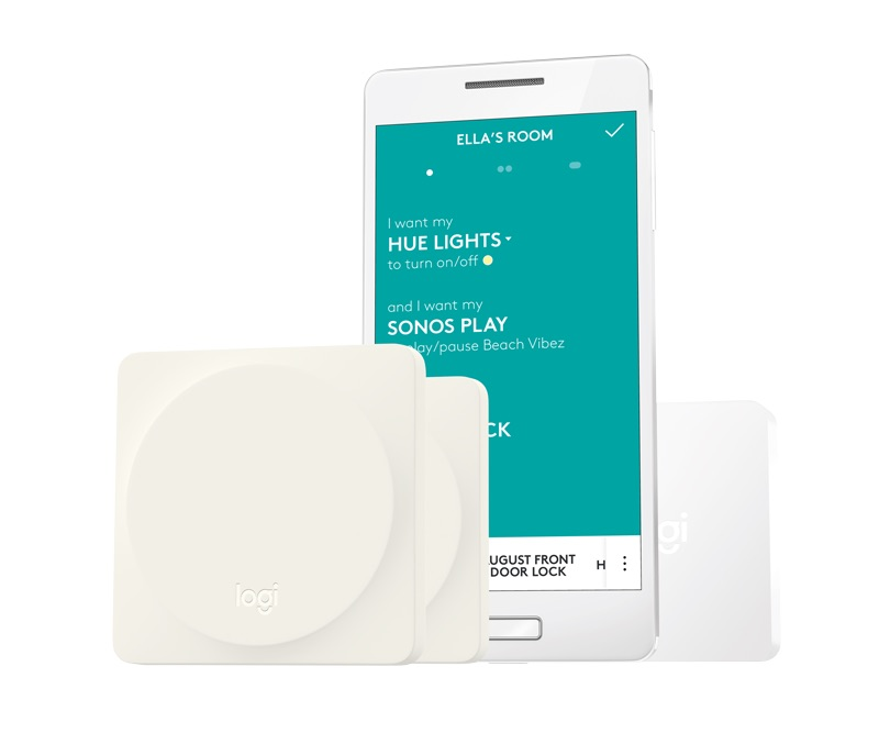 Starterspakket van Logitech Pop Home Switch.