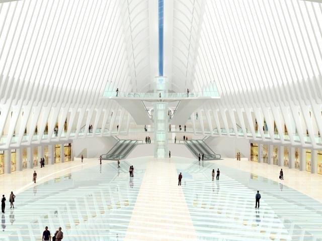 Transportation hub WTC