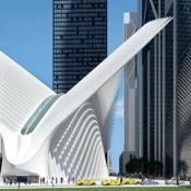 Nieuw WTC Terminal-gebouw