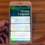 Vijfde beta van iOS 10 nu te downloaden voor ontwikkelaars