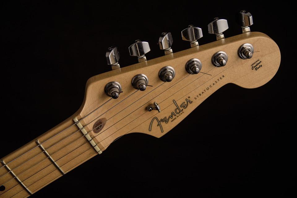 Fender gitaar
