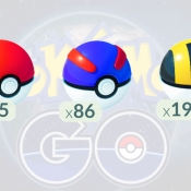Zo kom je aan Great Balls en Ultra Balls in Pokémon Go