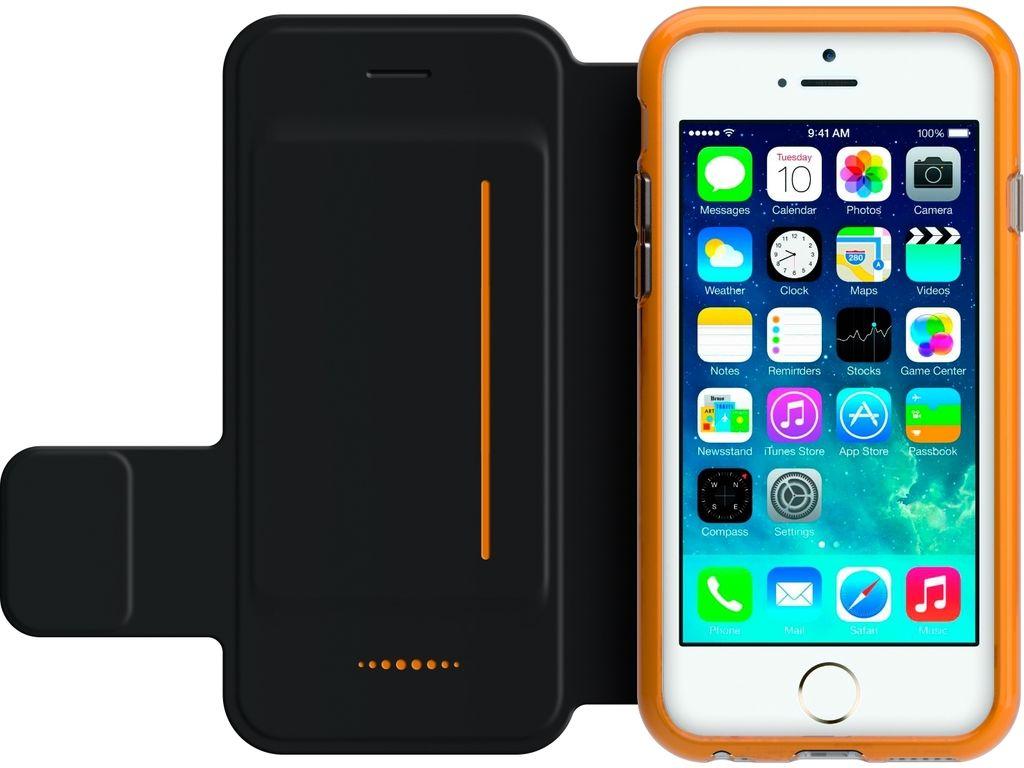 Gear3 D3O Book Case voor iPhone 5/5s/SE.