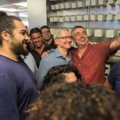 'Services-tak wordt dé groeimotor voor Apple'