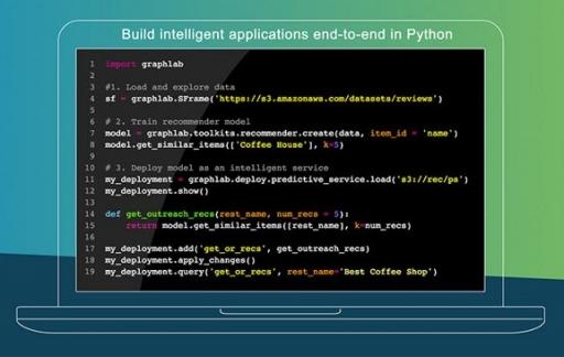 Turi machine learning