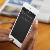 Apple TV Remote-app instellen.