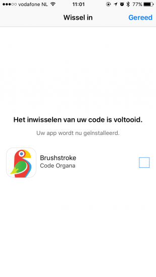Brushstroke downloaden.