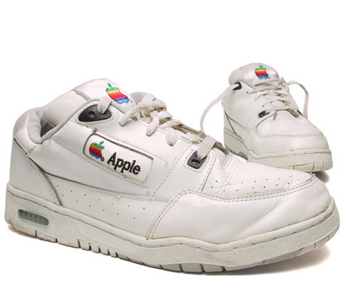 Apple schoenen