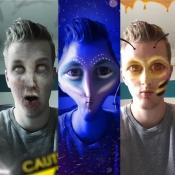 Snapchat: zo gebruik je lenzen, filters en emoji
