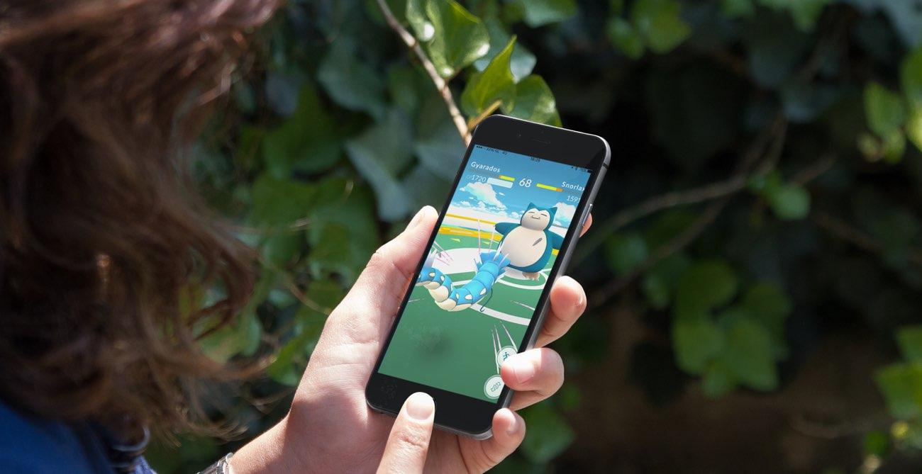 Pokemon Go Gym gevechten
