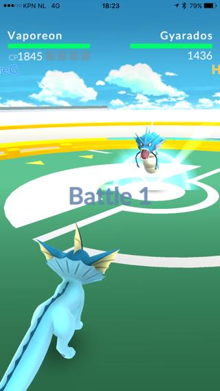 Pokemon Go Gym: vechten in een Gym