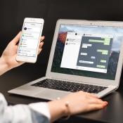 Zo gebruik je de desktop-app van WhatsApp op Mac en Windows