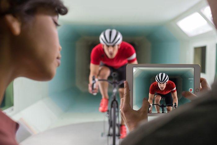iPad Pro zakelijk gebruiken met iMovie