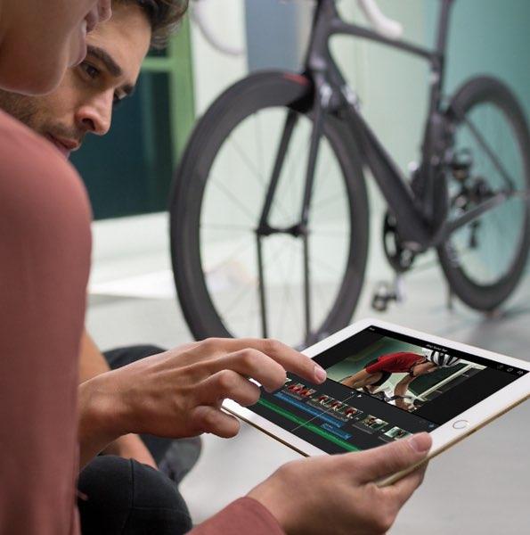 iPad Pro zakelijk gebruik