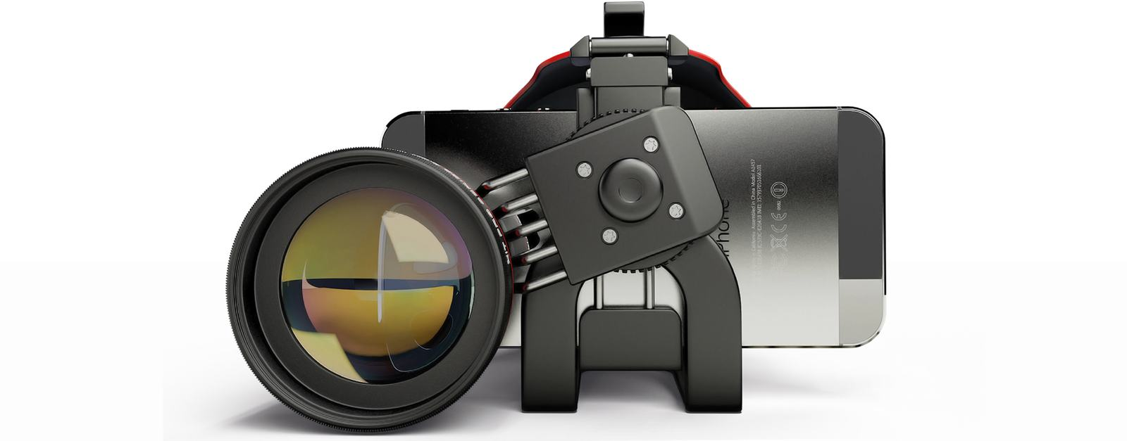 IndieVice cameralens