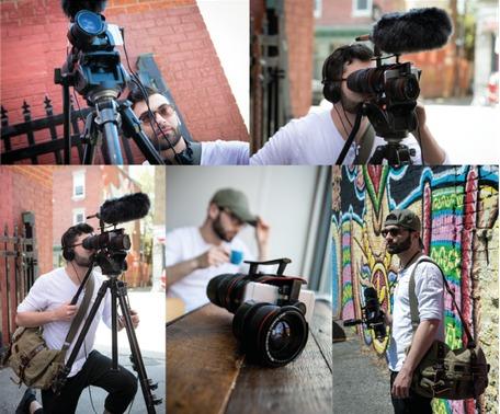 IndieVice camera-set