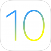 iOS 10 icoon