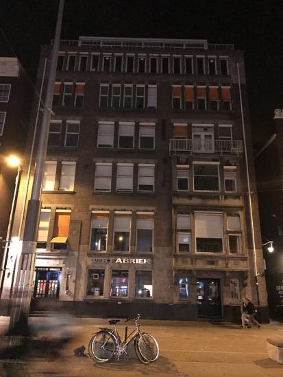 Nachtfoto met de iPhone 7 Plus en lamplicht