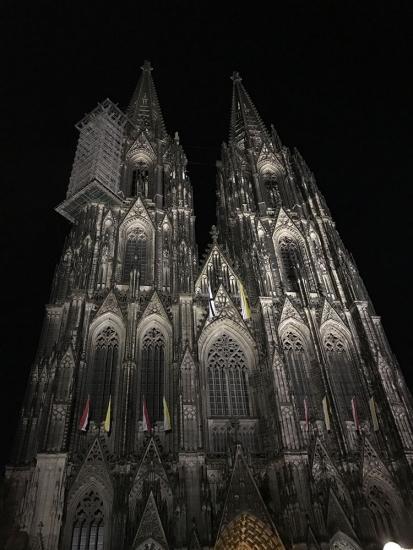 Nachtfoto, gemaakt met iPhone 7 Plus