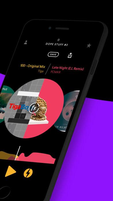 Pacemaker app voor iOS