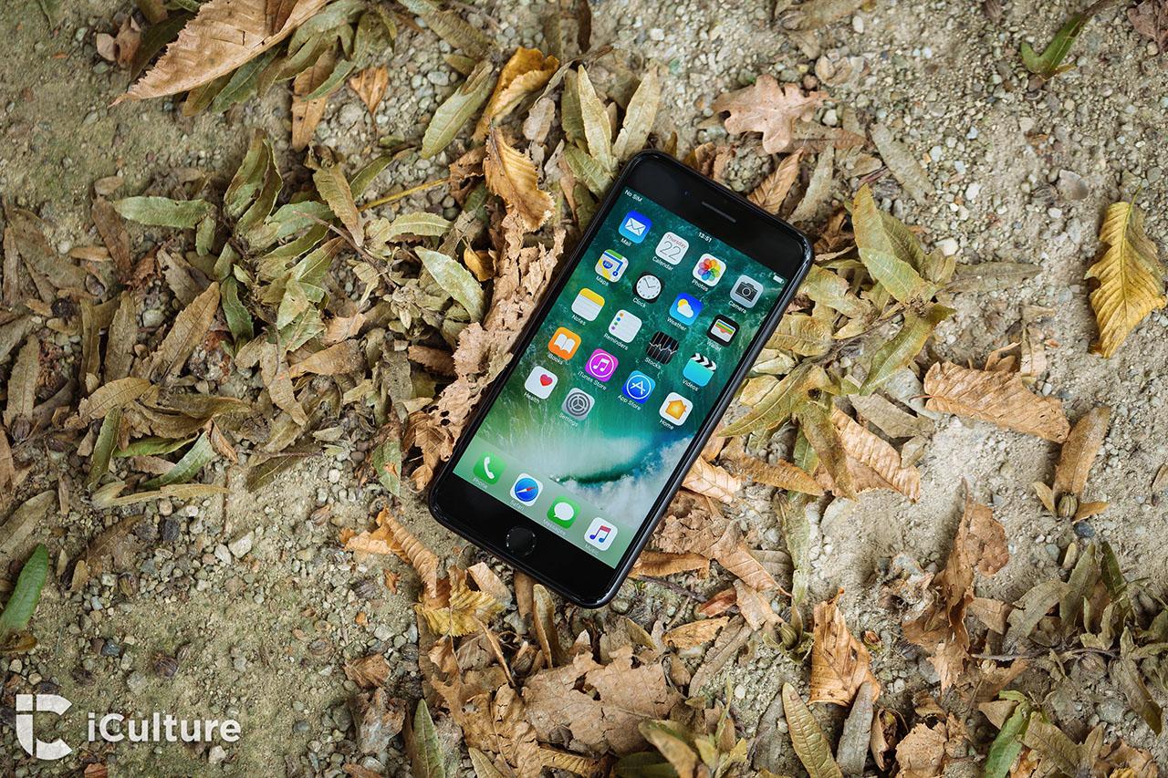 iPhone 7 review: de schermkwaliteit