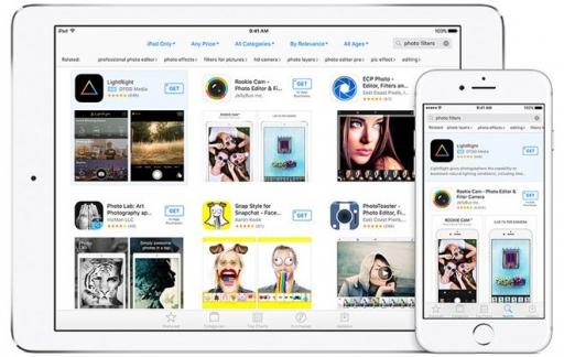 Zoekreclame in App Store