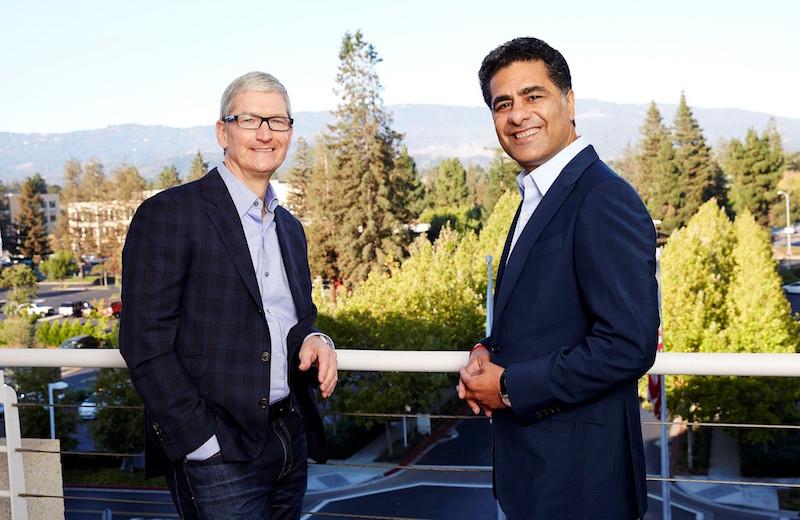 Apple en Deloitte gaan samenwerken op zakelijke markt