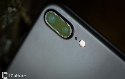 iPhone 7 Plus: een betere flitser met vier ledlampjes zorgt voor nog betere verlichting