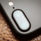 'iPhone heeft een laagje saffierglas op de cameralens, minder krasbestendig dan gedacht'