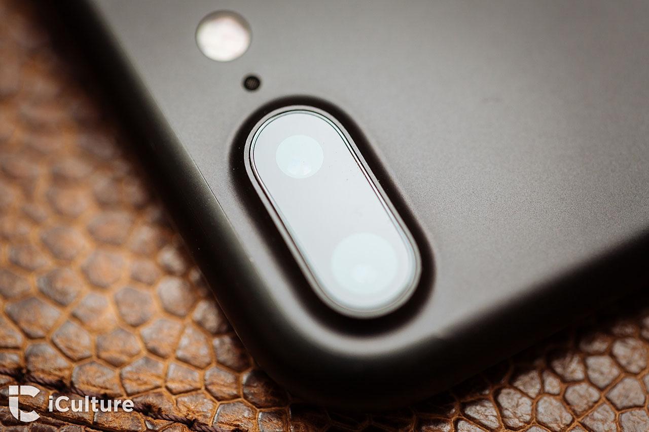iPhone 7 review: De dubbele cameralens van de iPhone 7 zorgt dat veel hoesjes niet meer passen