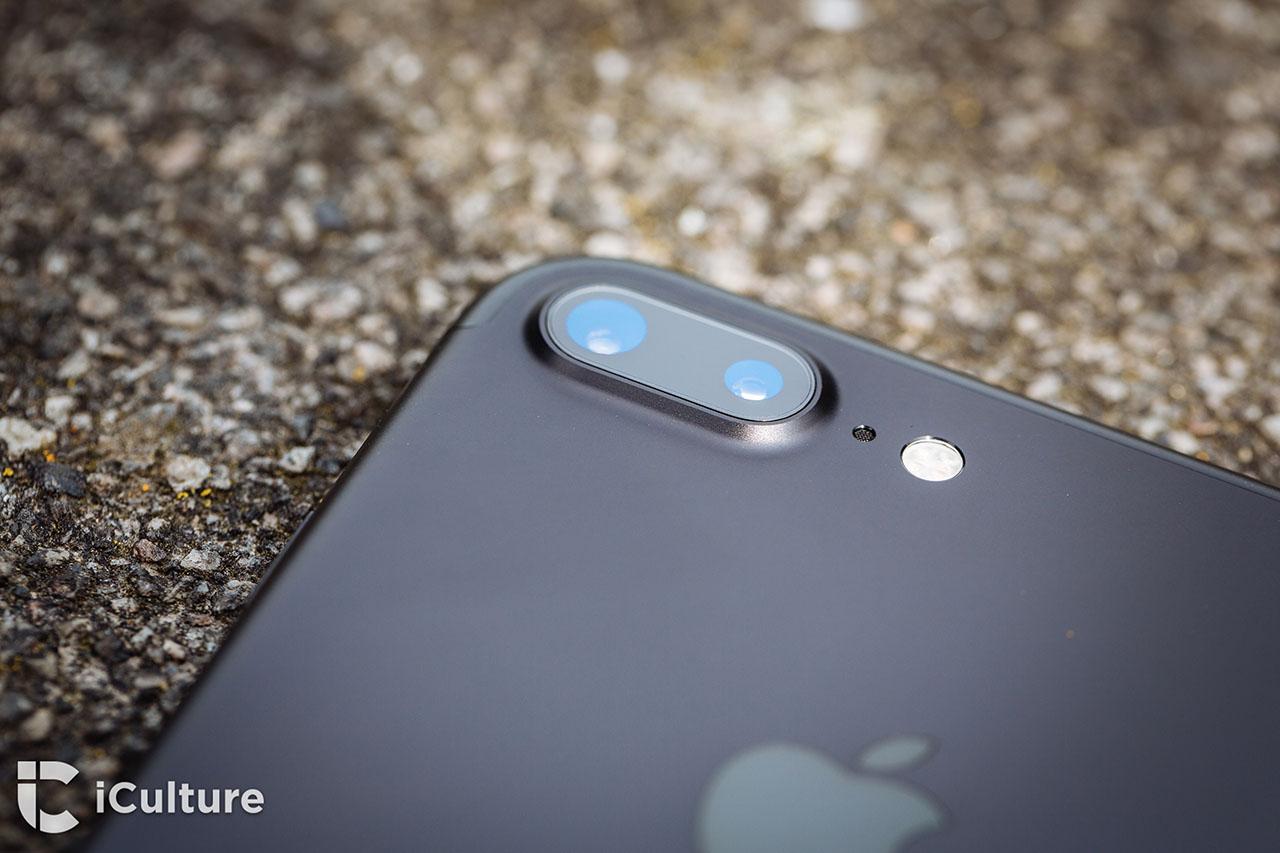 iPhone 7 camera review: hier zijn de twee cameralenzen duidelijk zichtbaar